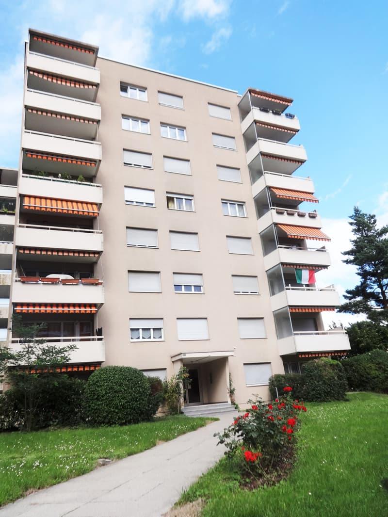3½-Zimmer Wohnung an zentraler Lage