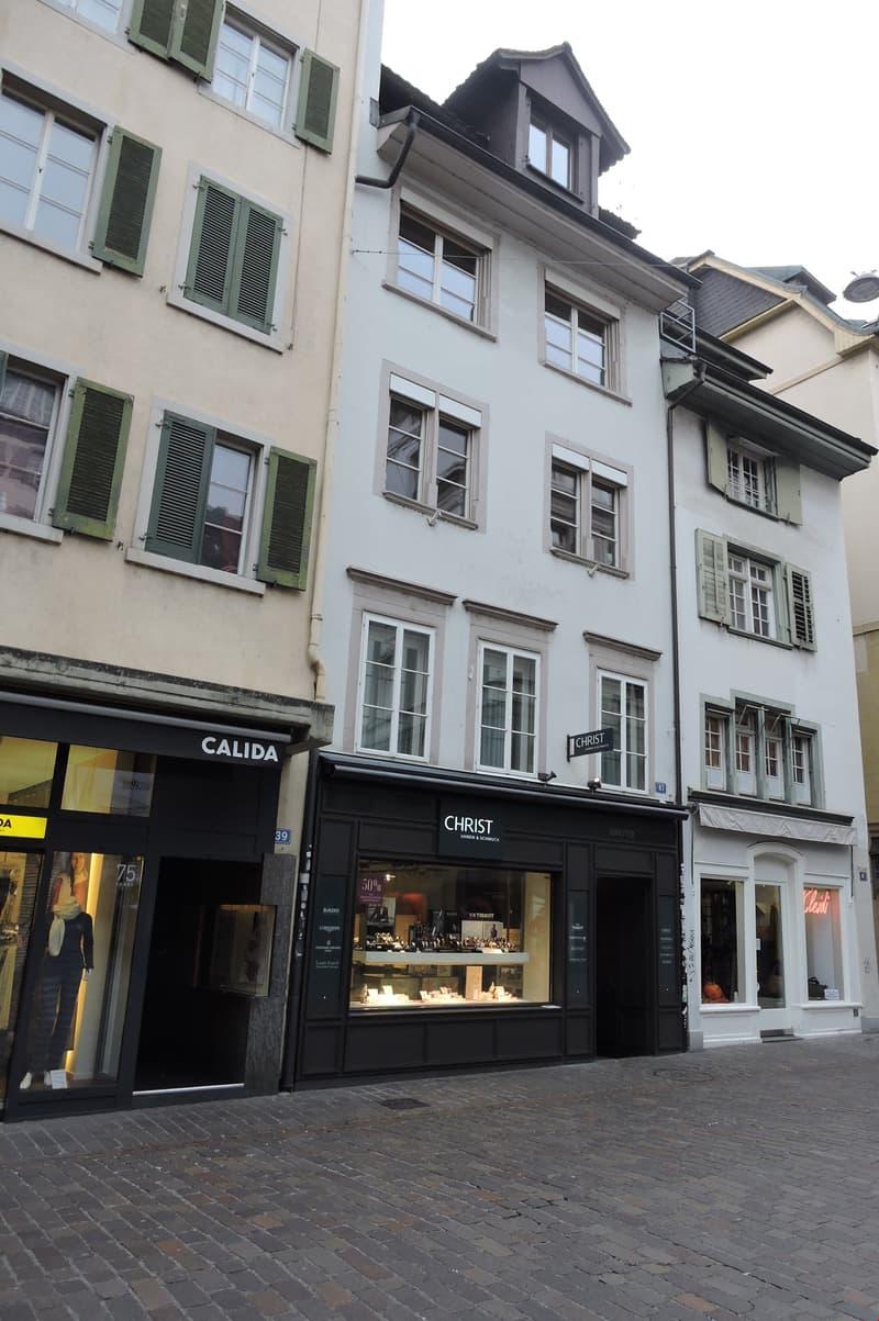 Gerbergasse 41 in 4001 Basel