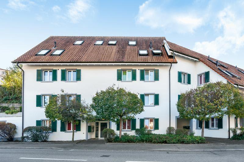 Attraktive Maisonettewohnung in charmantem Mehfamilienhaus