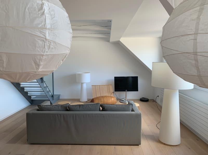 Duplex de 4.5 pièces avec terrasse aux Beau-Arts (1)