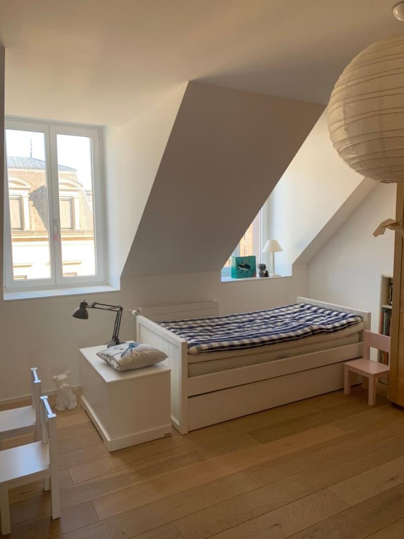 Duplex de 4.5 pièces avec terrasse aux Beau-Arts (2)