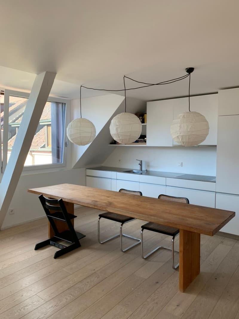 Duplex de 4.5 pièces avec terrasse aux Beau-Arts (3)