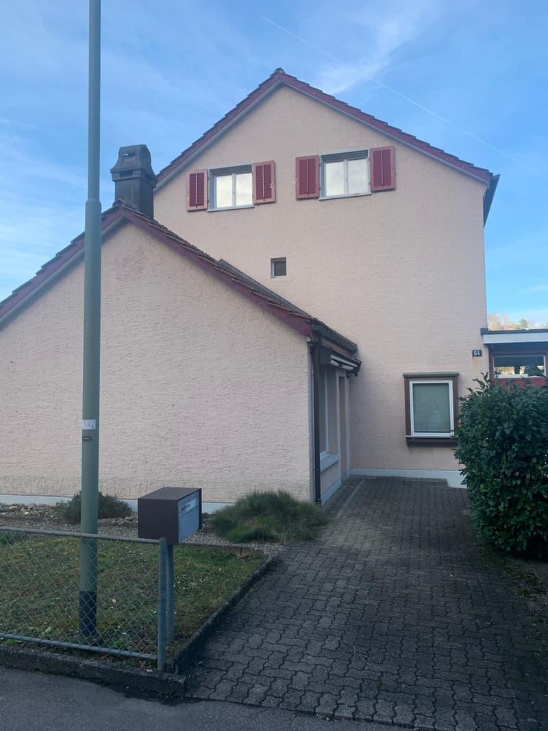 5,5 Zimmer Eckhaus mit Wintergarten sucht neue Familie