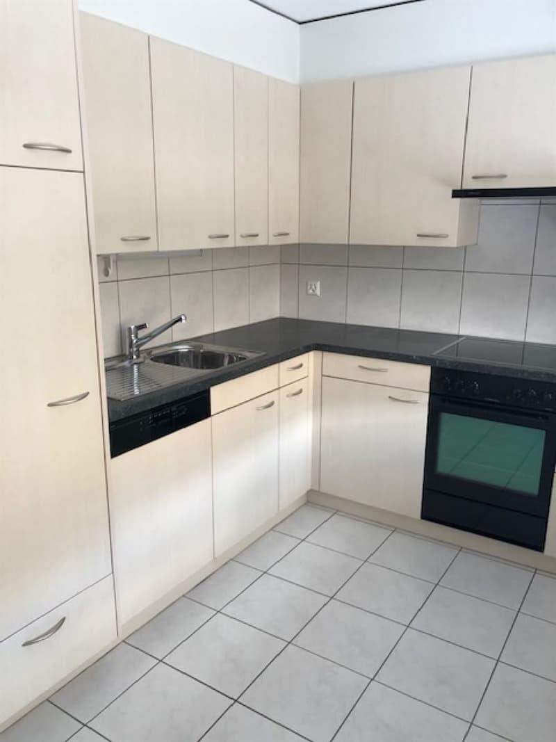 Appartement de 3.5 pièces partiellement rénové