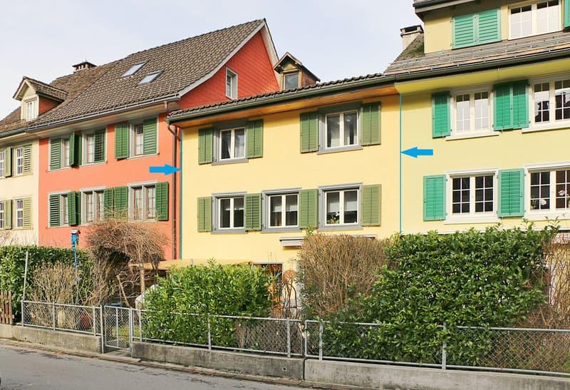 Ideal für Familien, ruhiges Wohnquartier zentral gelegen