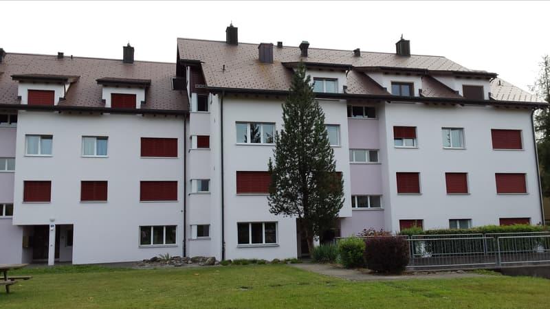 Ruhige 4.5-Zimmer-Wohnung mit Sitzplatz