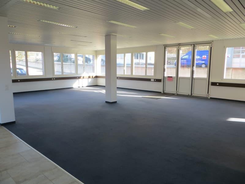 Fertig ausgebaute Räume für Büro oder für Gewerbezwecke einsetzbar (3)
