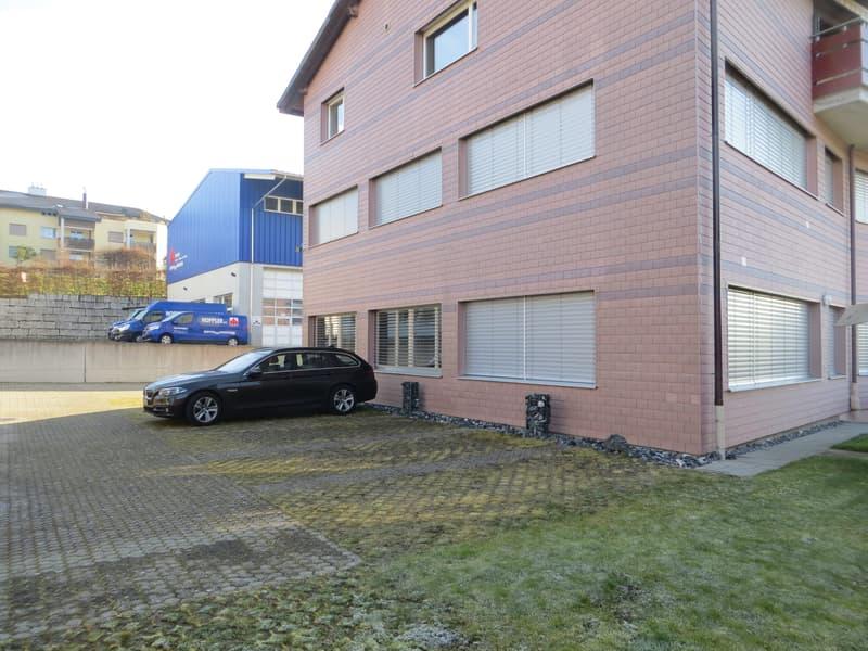 Fertig ausgebaute Räume für Büro oder für Gewerbezwecke einsetzbar (2)