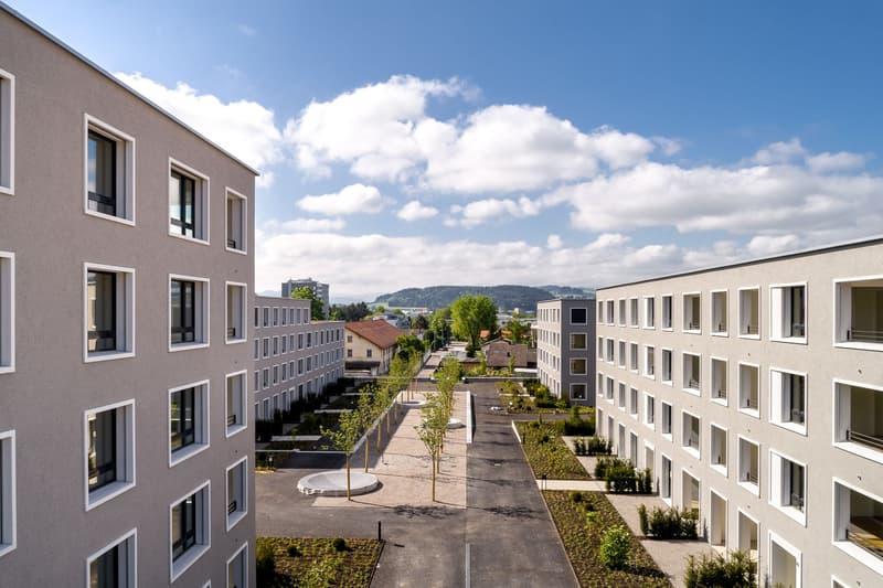 exklusive Erdgeschosswohnung in Stadtnähe (2)