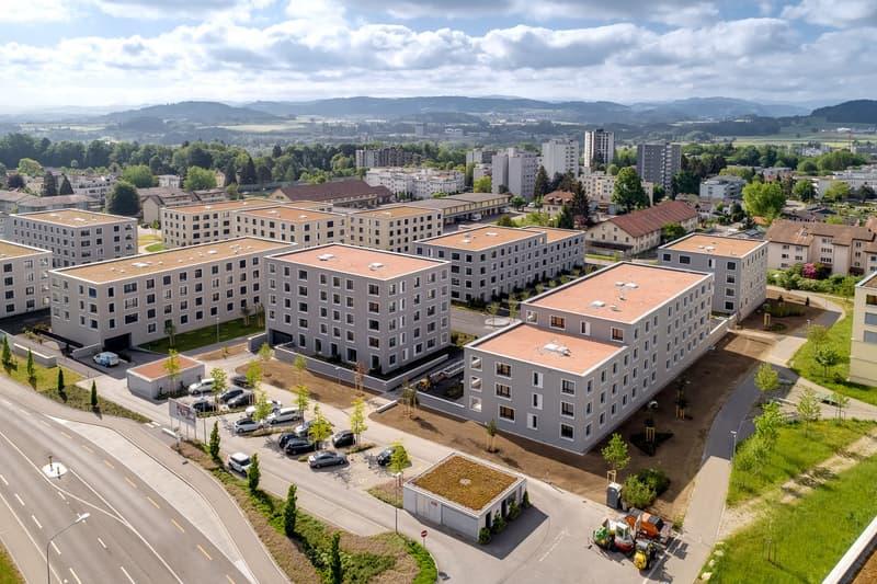 exklusive Erdgeschosswohnung in Stadtnähe (1)