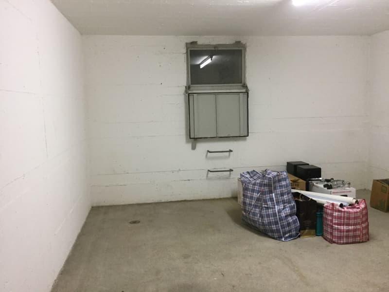 Lagerraum mit separatem Zugang zu vermieten
