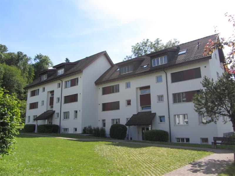 3.5 Zimmerwohnung mit Gartensitzplatz