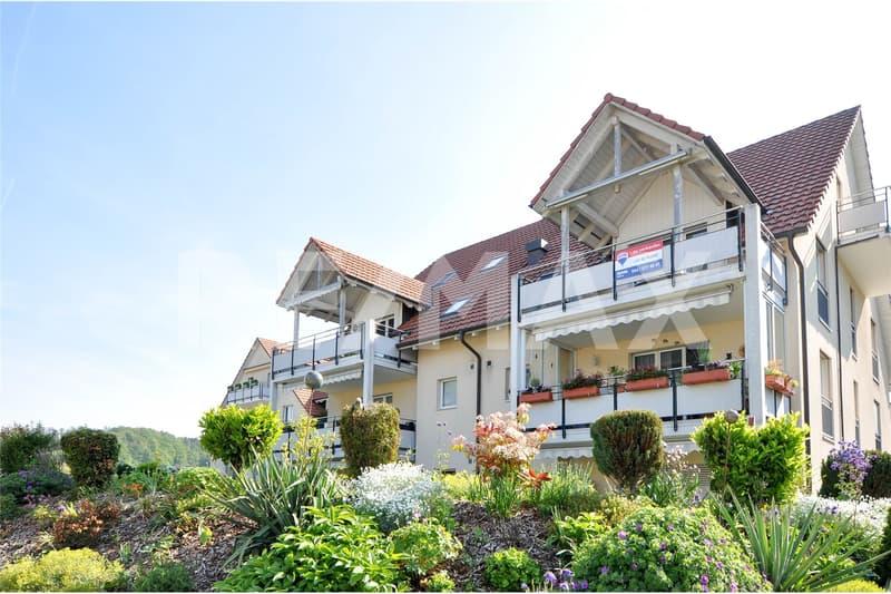 5½ Zimmer Dach-Maisonette-Wohnung