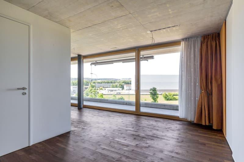 Moderne Singlewohnung mit grossem Balkon