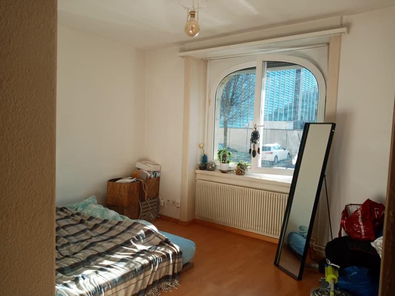 Charmante und günstige 1 Zimmer- Wohnung an zentraler Lage