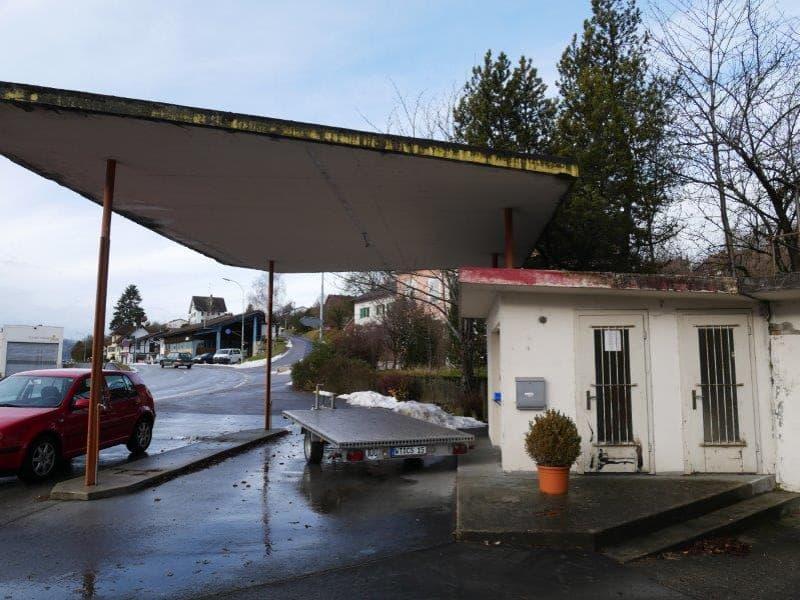 Tankstelle zu vermieten