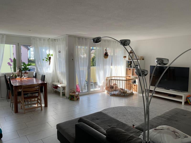 Schöne 4.5 Zimmer Wohnung mit 120m2