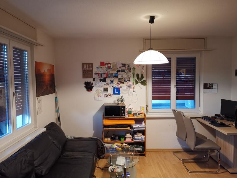 1-Zimmerwohnung zentral gelegen