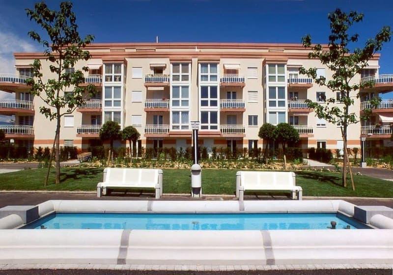 Magnifique appartement  meublé de 4,5 pièces / 3 chambres / 2 balcons