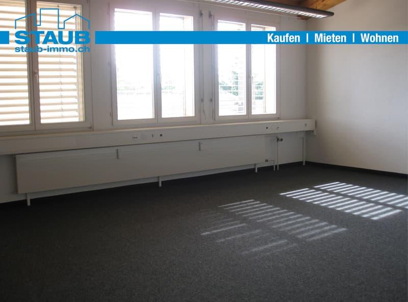 Fix fertig ausgebaute Büroräume in verschiedenen Grössen