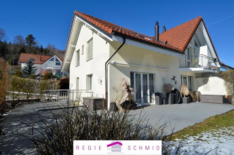 Villa jumelle de 7 pièces à Arzier