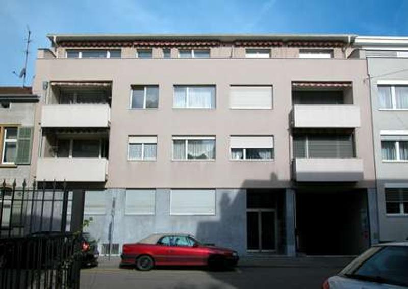 Fassade Spalentorweg