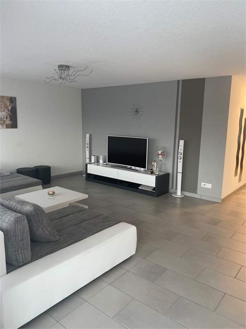 attraktive 3.5 Zimmerwohnung, 118 m2