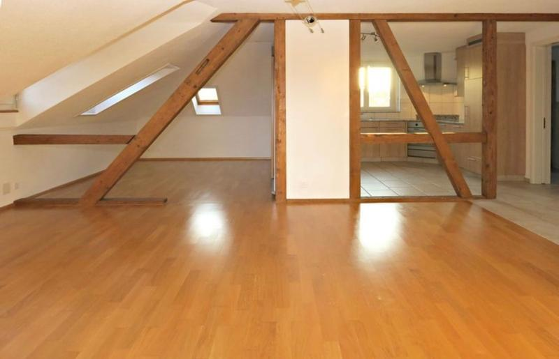 Charming Attic Flat in Bern