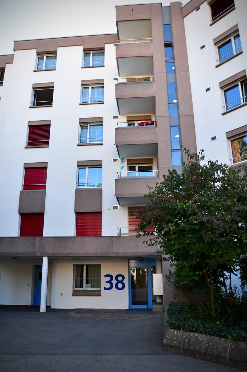 Attraktive Wohnung an absolut zentraler Wohnlage per 01.06.2020
