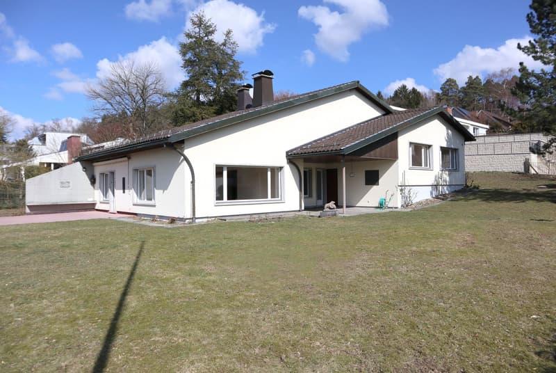 7-Zimmer Villa angrenzend an Naherholungsgebiet, frisch renoviert (1)