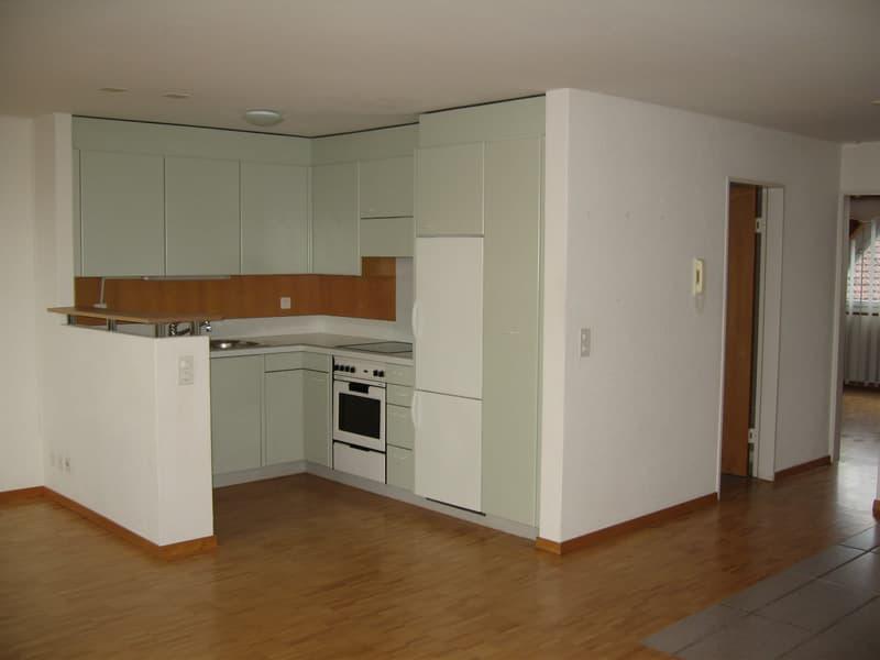 3,5 Zimmer Dach-Maisonette-Wohnung (2)