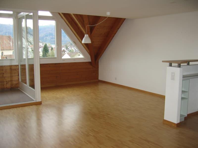 3,5 Zimmer Dach-Maisonette-Wohnung (3)