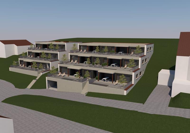 Terrassenwohnung Erdgeschoss, Büntacher Sulz (1)