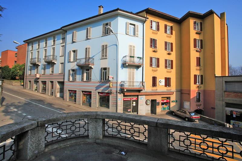 Affittiamo bel appartamento di 2.5 locali a Massagno