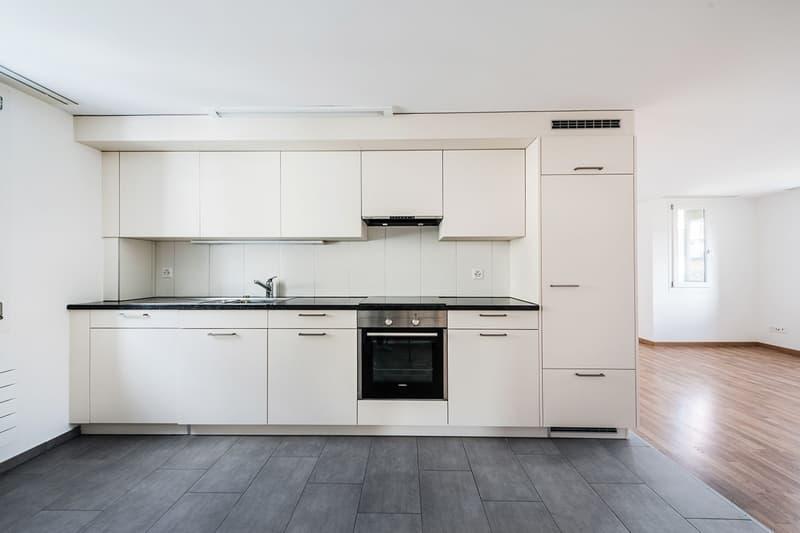 Renovierte Wohnung in ruhigem Quartier