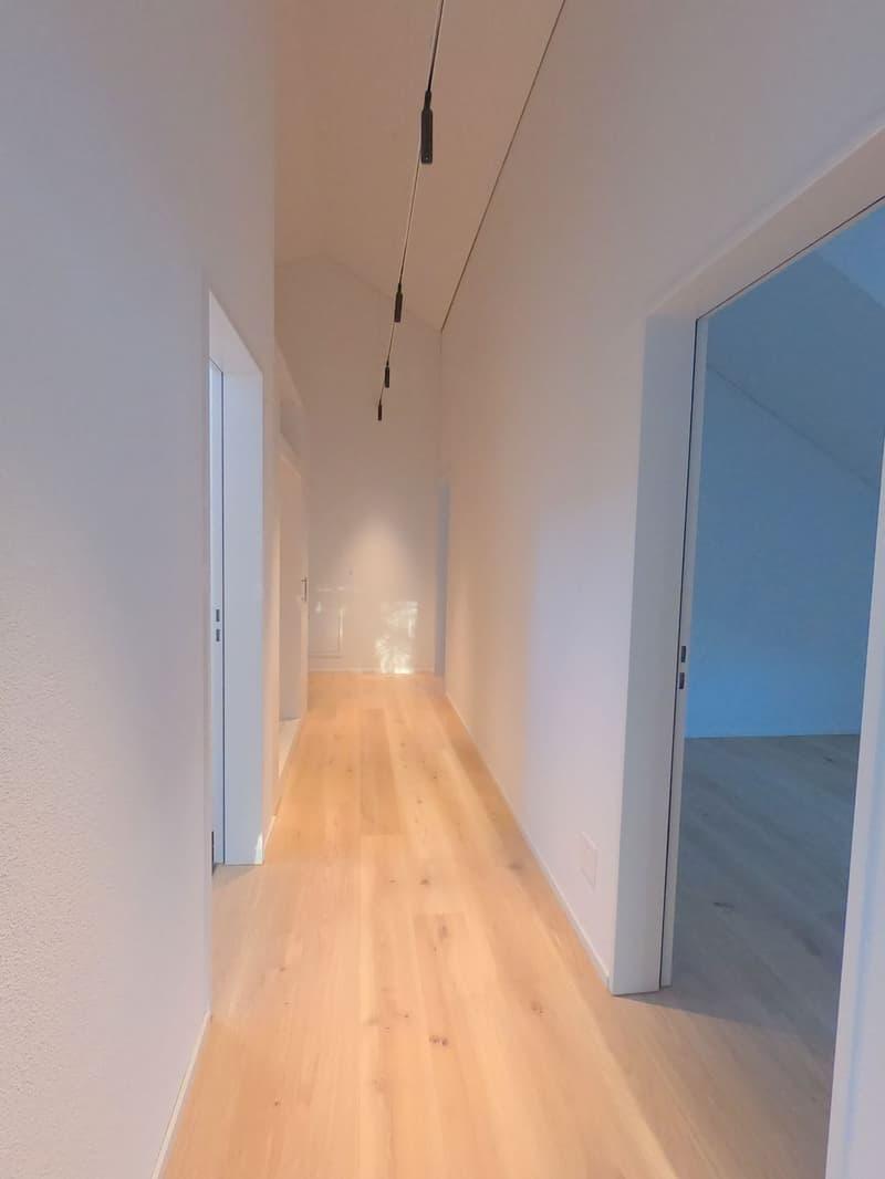 Stadtwohnung im modernen Neubau Wassergasse 53   Dachgeschoss (4)