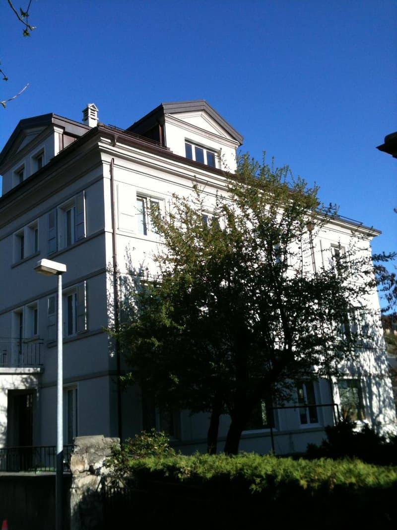Vue générale maison