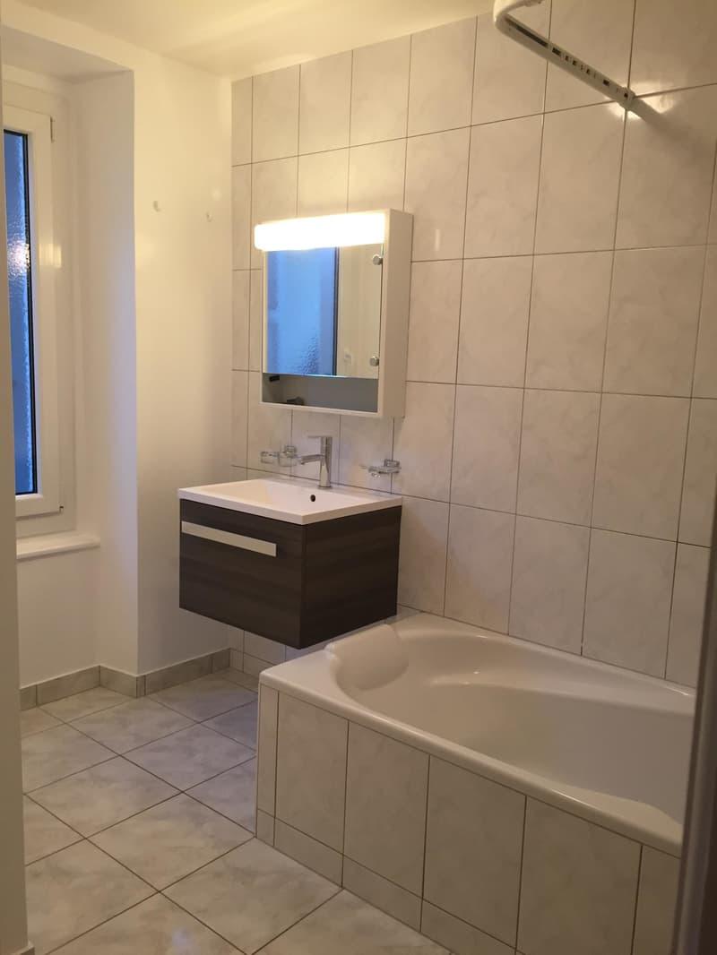 Salle De Bain 4.5 M2 appartement à louer à sion | homegate.ch