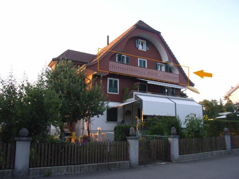 gemütliche 4 ½-Zimmer-Wohnung in ruhigem Quartier - Nähe Altstadt, Bahnhof, Surseepark