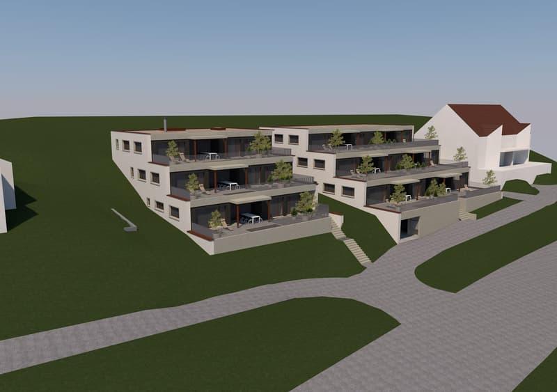 Terrassenwohnung 1. OG, Büntacher Sulz (2)