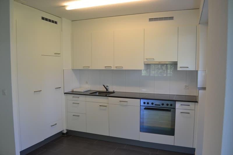 3,5-Zimmerwohnung mit moderner Küche
