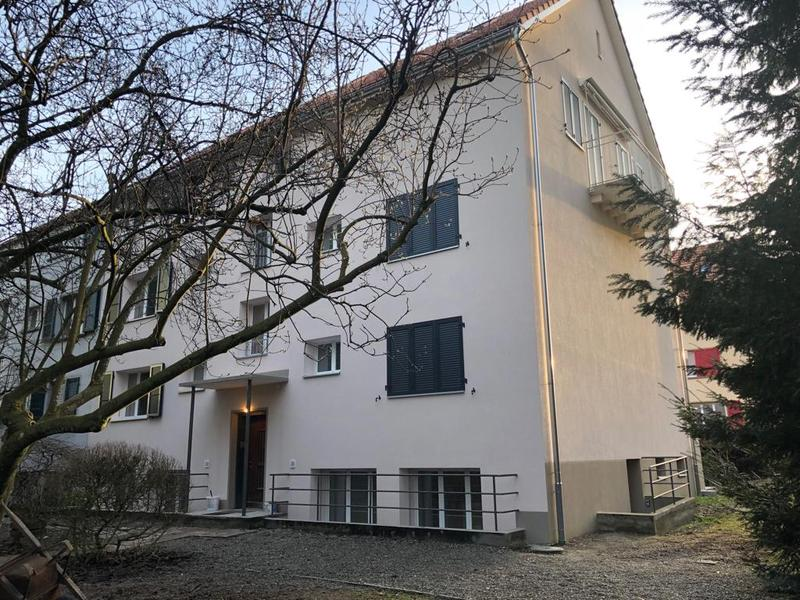 2-Zimmerwohnung, 1. Stock links