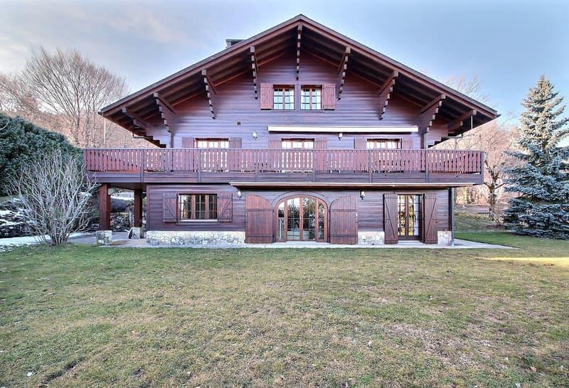Maison à Arzier-Le Muids à vendre (1)