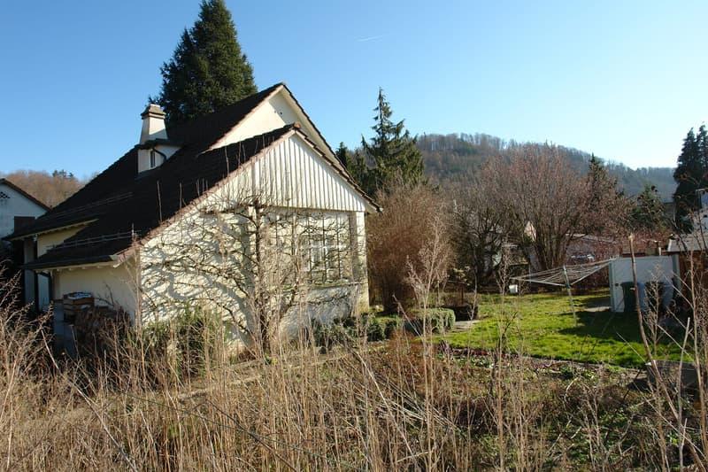 Freistehendes Einfamilienhaus in der Gemeinde Brugg (3)
