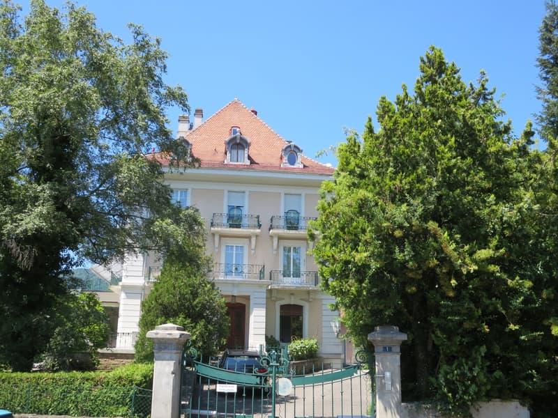 Somptueux appartement de 7.5 pièces au bord du Lac à Vevey