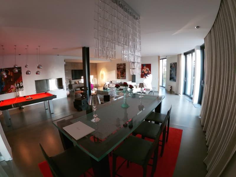 Très luxueux appartement de plain-pied avec jardin - Pinchat - 5'680'000.-- CHF
