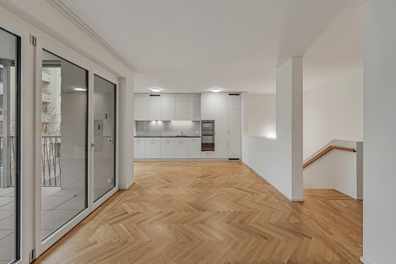 Moderner Wohnkomfort auf zwei Etagen (1)
