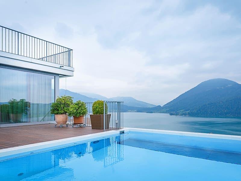 The Lake View - Traumvilla mit Panoramablick / The Lake View - Dream v