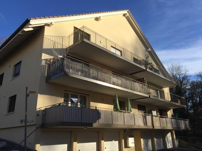 Nouveau magnifique appartement de 3.5 pièces au calme à Oron-la-Ville