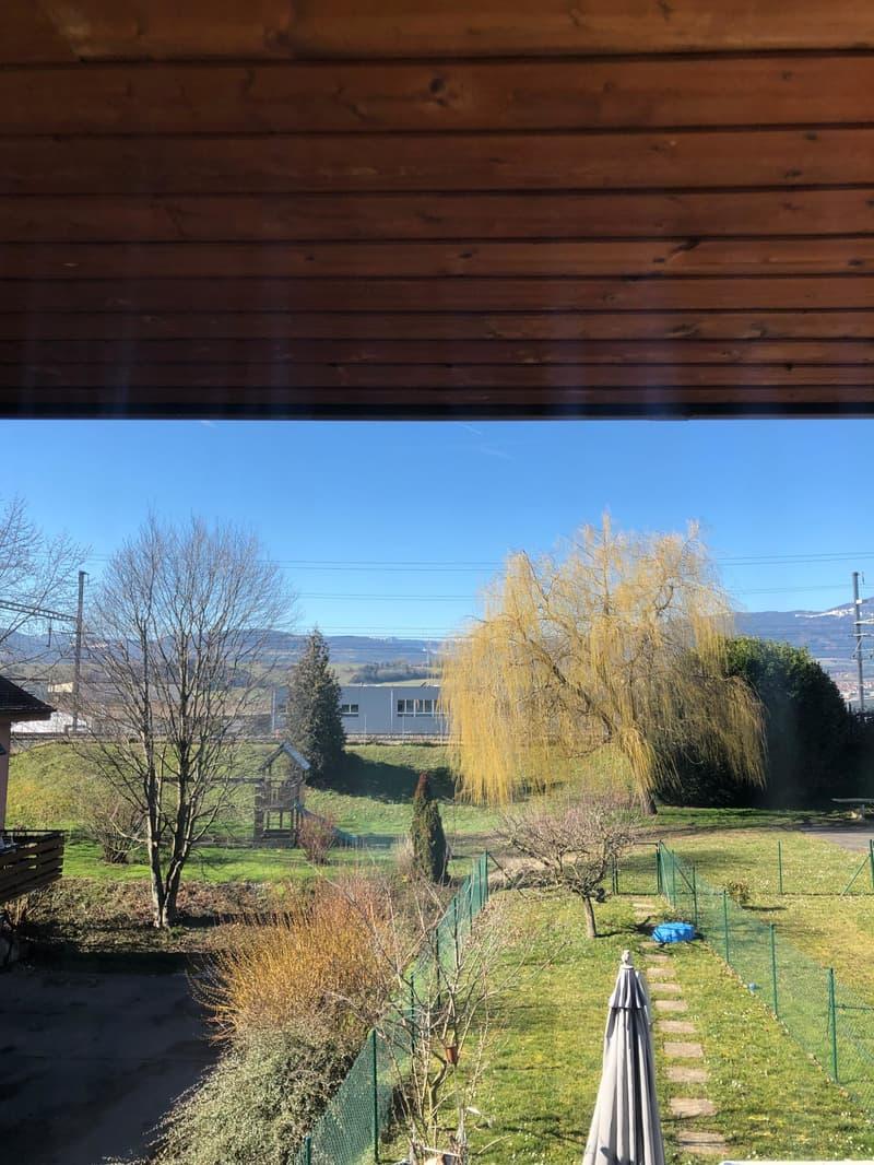 Chavornay: Jolie villa jumelle dans PPE (1)